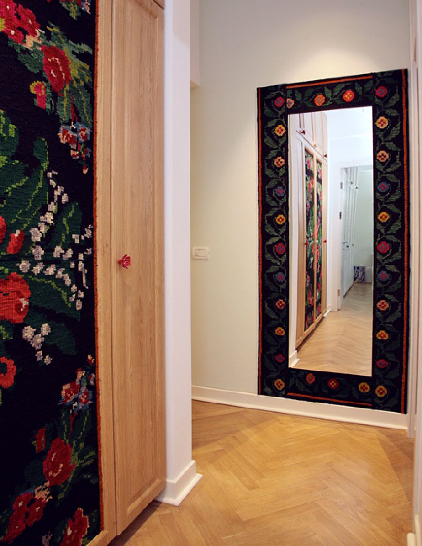 adelaparvu.com despre apartament de trei camere amenajat in stil traditional romanesc reinterpretat, design interior Valdecor, Alia Bakutayan si Daniel Tufis (23)