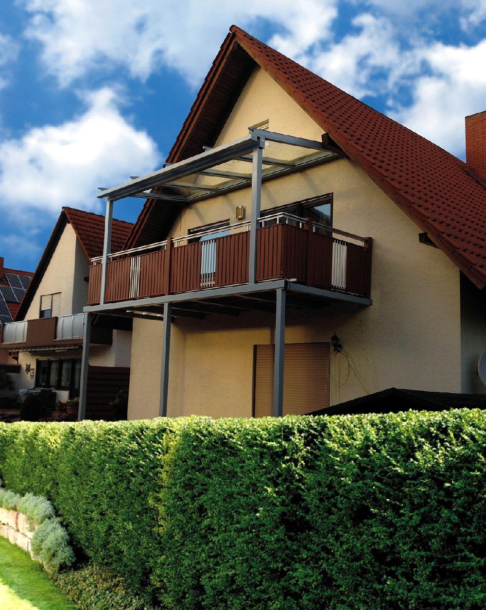 adelaparvu.com despre balcoane modulare din metal, Foto Balkonmacher (6)