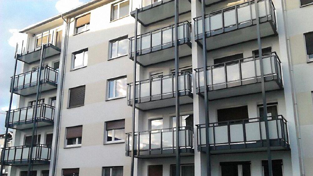 adelaparvu.com despre balcoane modulare din metal, Foto Balkonmacher N