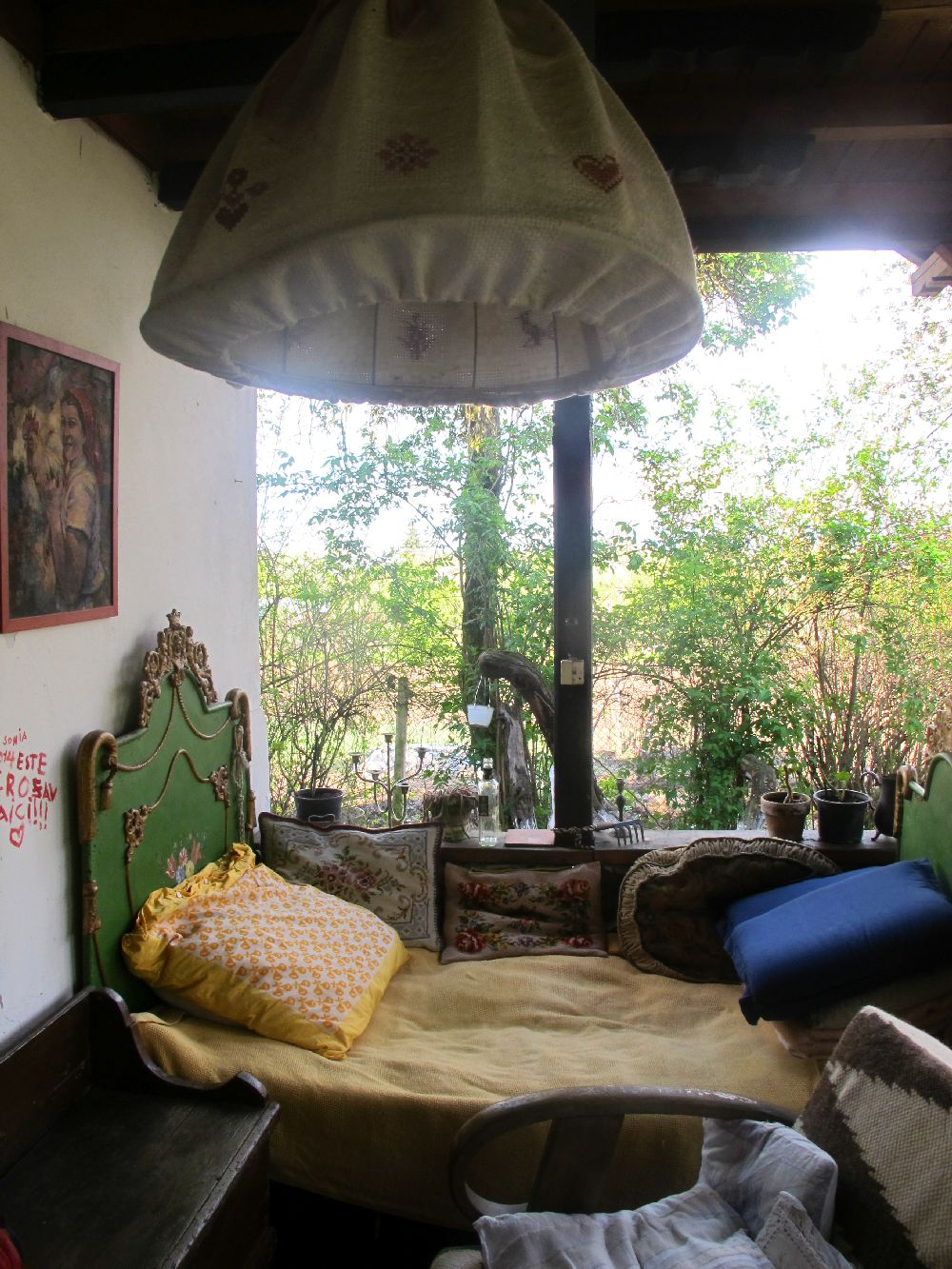 adelaparvu.com despre casa Ioanei Craciunescu, casa taraneasca romaneasca (107)