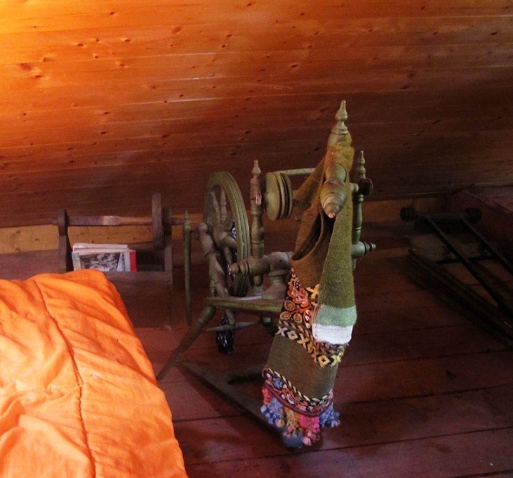 adelaparvu.com despre casa Ioanei Craciunescu, casa taraneasca romaneasca (18)