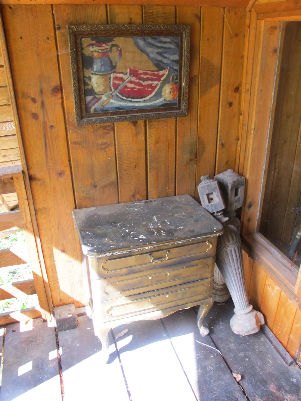adelaparvu.com despre casa Ioanei Craciunescu, casa taraneasca romaneasca (28)
