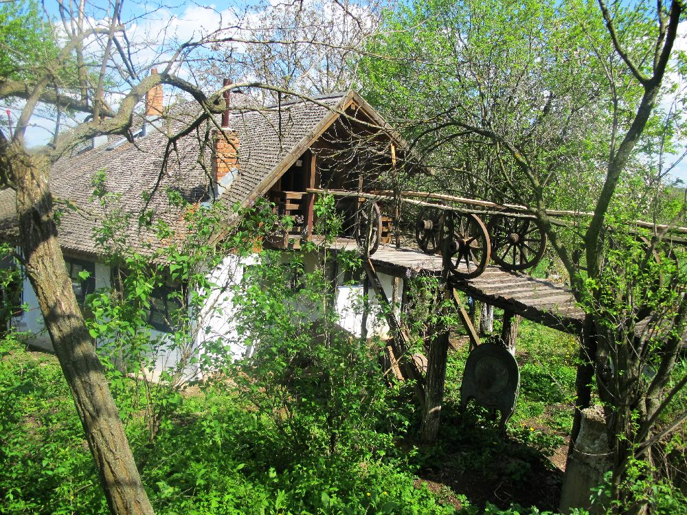 adelaparvu.com despre casa Ioanei Craciunescu, casa taraneasca romaneasca (29)