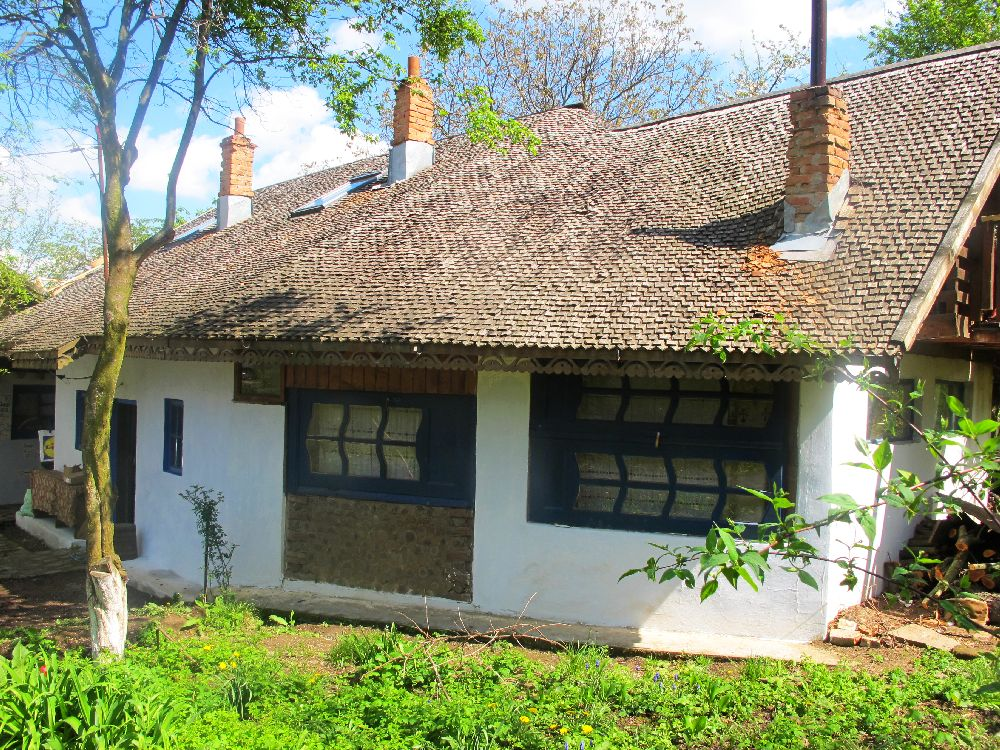 adelaparvu.com despre casa Ioanei Craciunescu, casa taraneasca romaneasca (30)