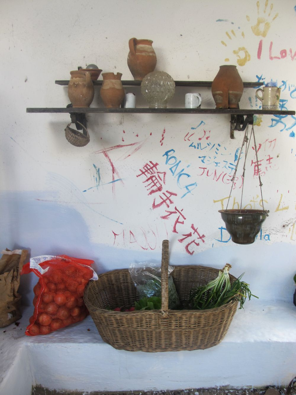 adelaparvu.com despre casa Ioanei Craciunescu, casa taraneasca romaneasca (56)
