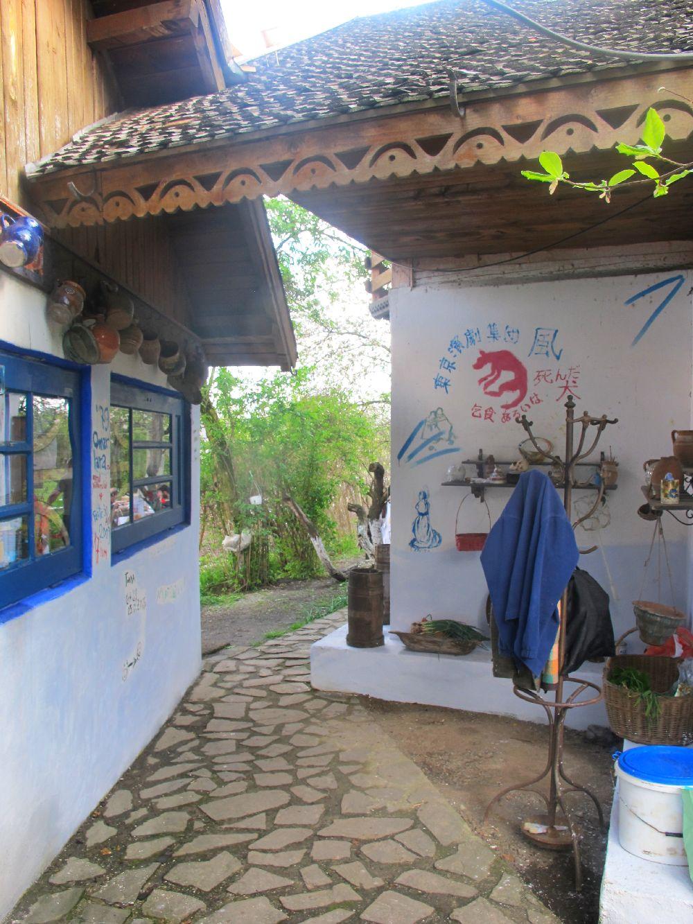 adelaparvu.com despre casa Ioanei Craciunescu, casa taraneasca romaneasca (57)