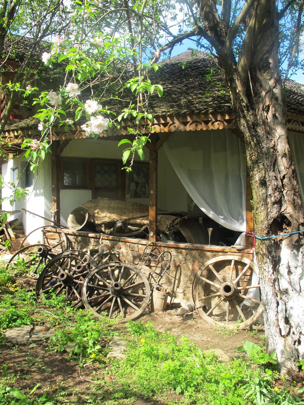 adelaparvu.com despre casa Ioanei Craciunescu, casa taraneasca romaneasca (74)
