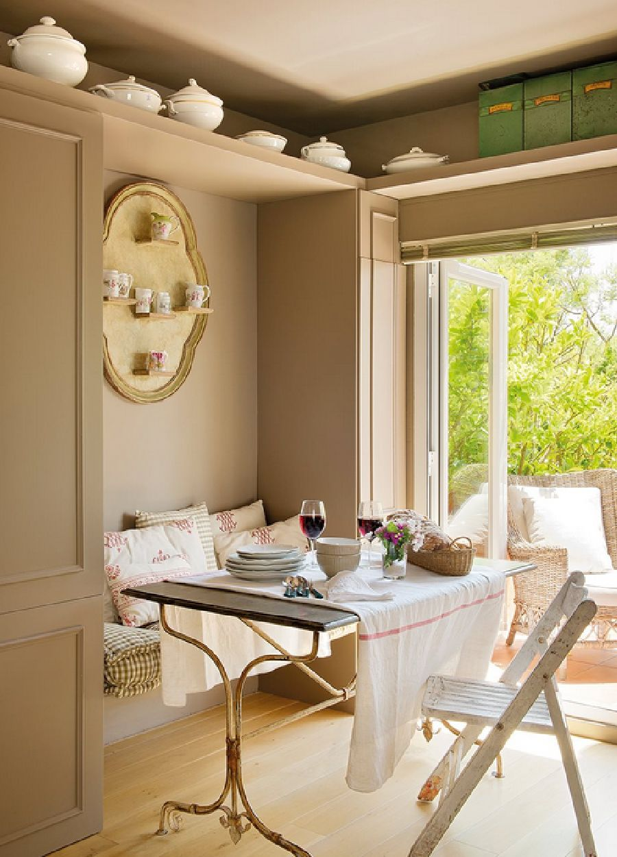 adelaparvu.com despre casa cu pereti in gri cald, casa Spania, design interior Carmina Sanz, Foto ElMueble (12)
