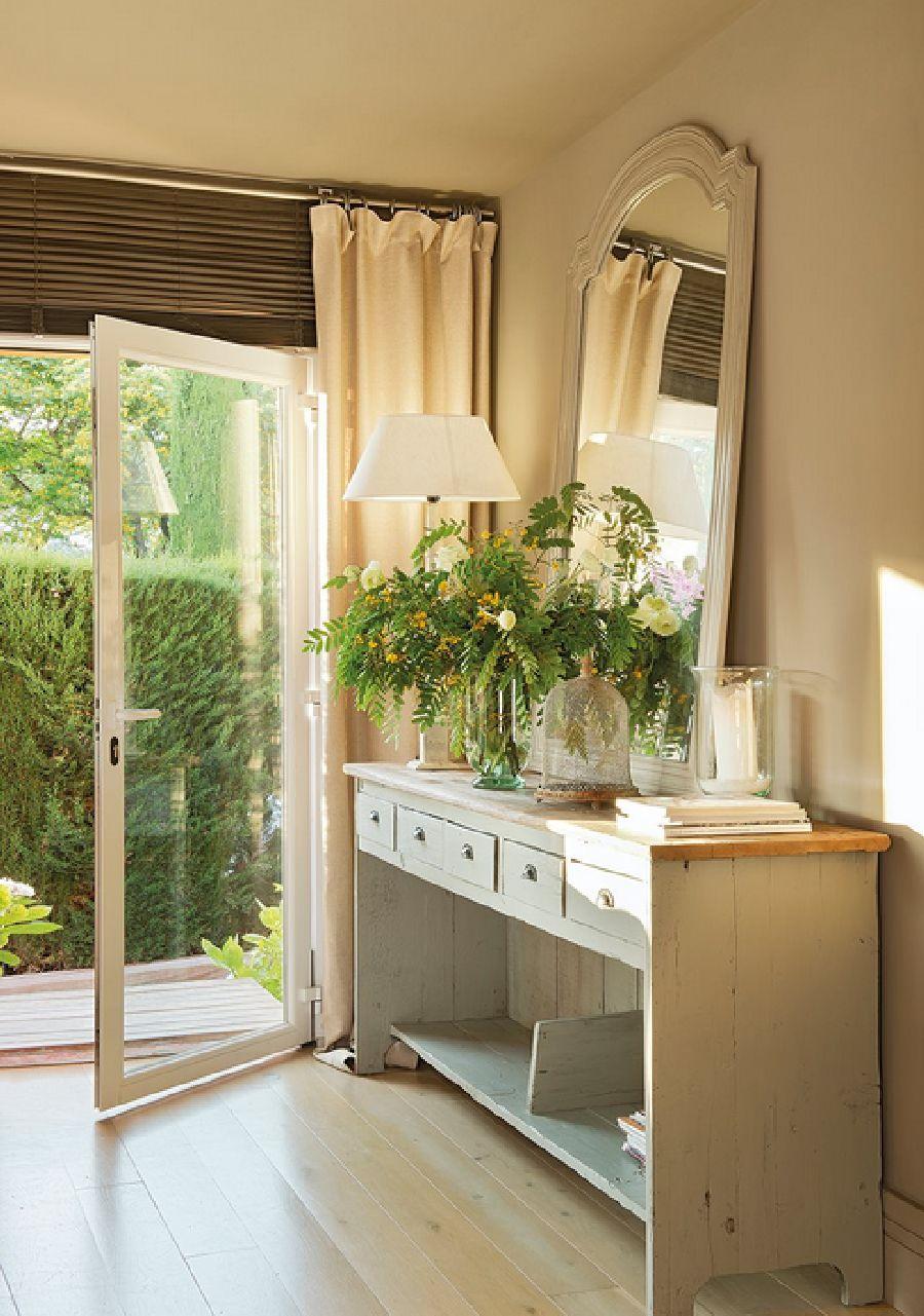 adelaparvu.com despre casa cu pereti in gri cald, casa Spania, design interior Carmina Sanz, Foto ElMueble (2)