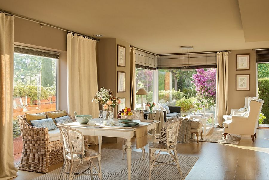 adelaparvu.com despre casa cu pereti in gri cald, casa Spania, design interior Carmina Sanz, Foto ElMueble (3)