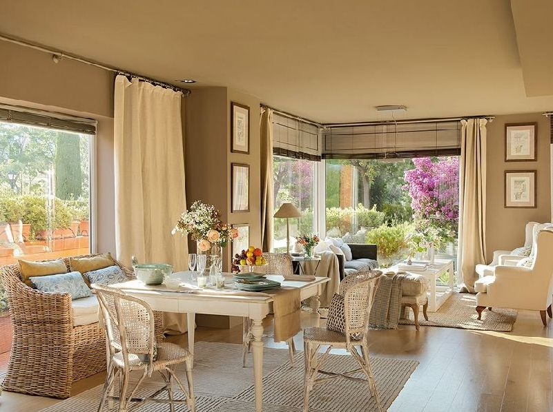 adelaparvu.com despre casa cu pereti in gri cald, casa Spania, design interior Carmina Sanz, Foto ElMueble (31)