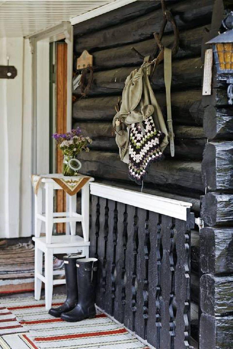 adelaparvu.com despre casa de vacanta 40 mp, cabana Norvegia, Foto Sveinung Brathen (1)