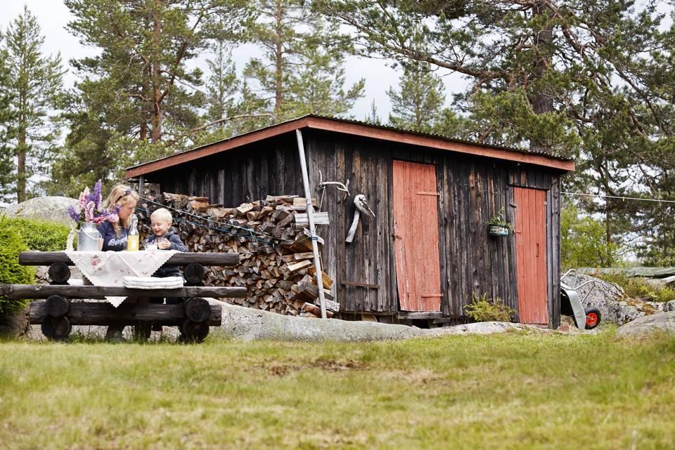 adelaparvu.com despre casa de vacanta 40 mp, cabana Norvegia, Foto Sveinung Brathen (10)