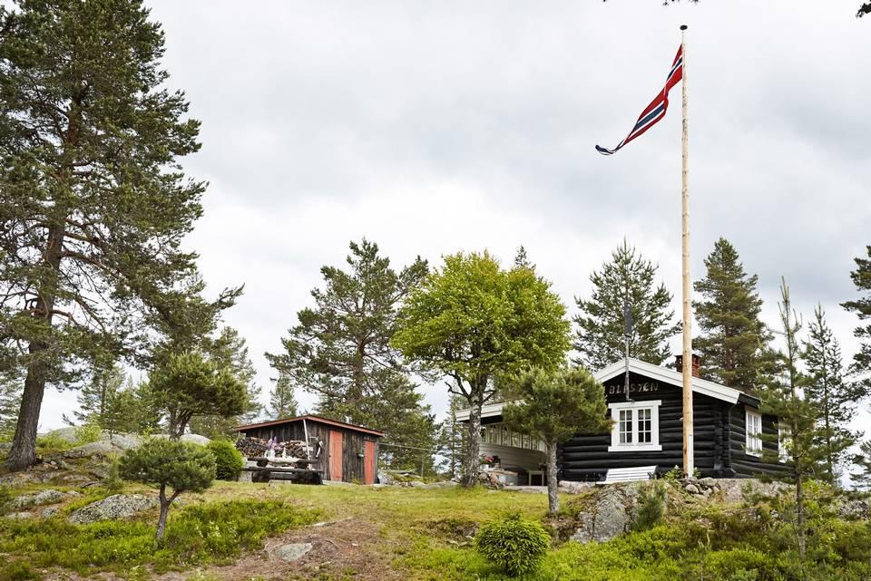 adelaparvu.com despre casa de vacanta 40 mp, cabana Norvegia, Foto Sveinung Brathen (12)