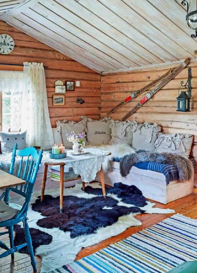 adelaparvu.com despre casa de vacanta 40 mp, cabana Norvegia, Foto Sveinung Brathen (7)