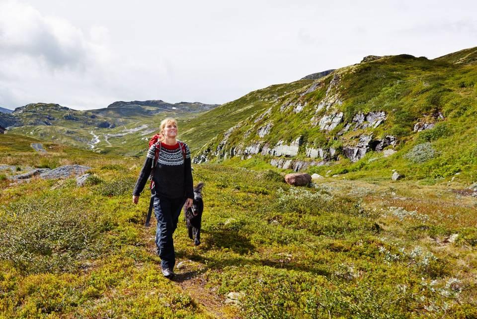 adelaparvu.com despre casa de vacanta din lemn de 63 mp, casa Norvegia Mannsberg Tyin, Foto Sveinung Brathen (10)