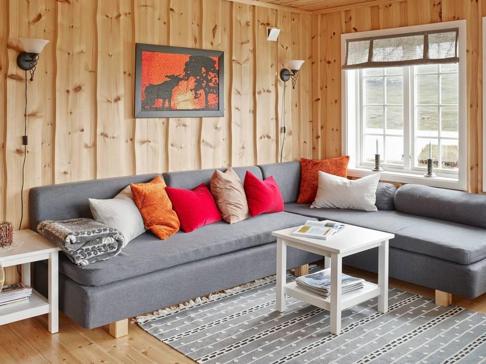 adelaparvu.com despre casa de vacanta din lemn de 63 mp, casa Norvegia Mannsberg Tyin, Foto Sveinung Brathen (2)
