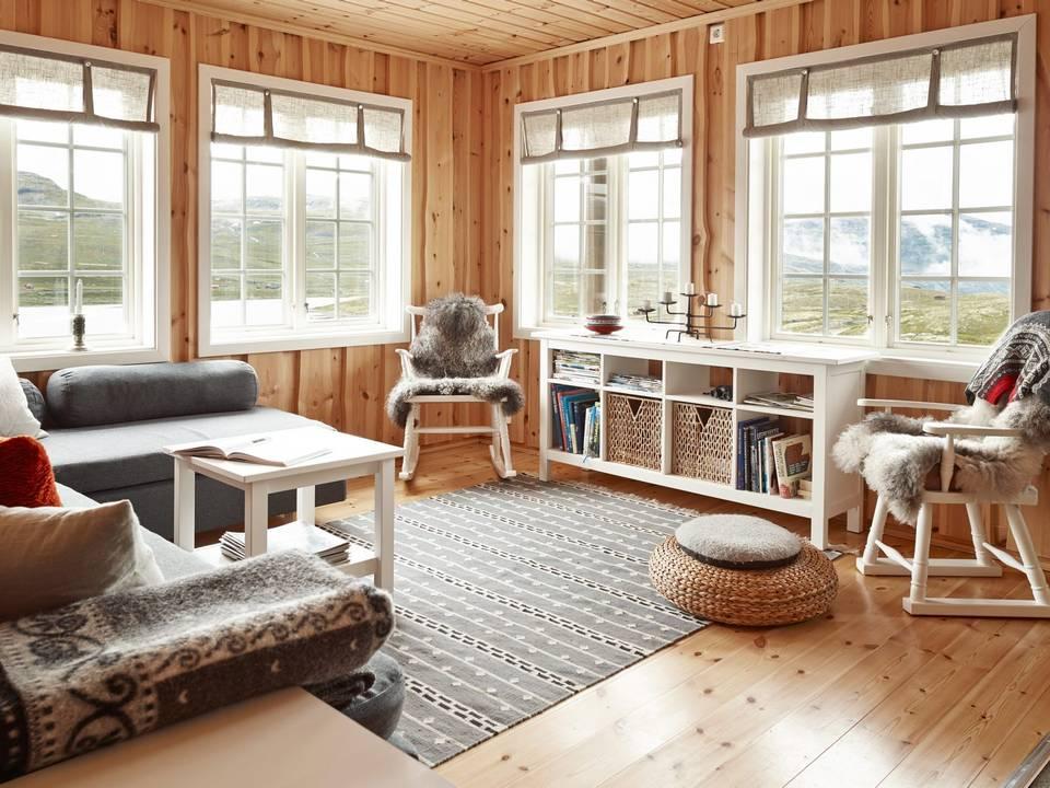 adelaparvu.com despre casa de vacanta din lemn de 63 mp, casa Norvegia Mannsberg Tyin, Foto Sveinung Brathen (3)