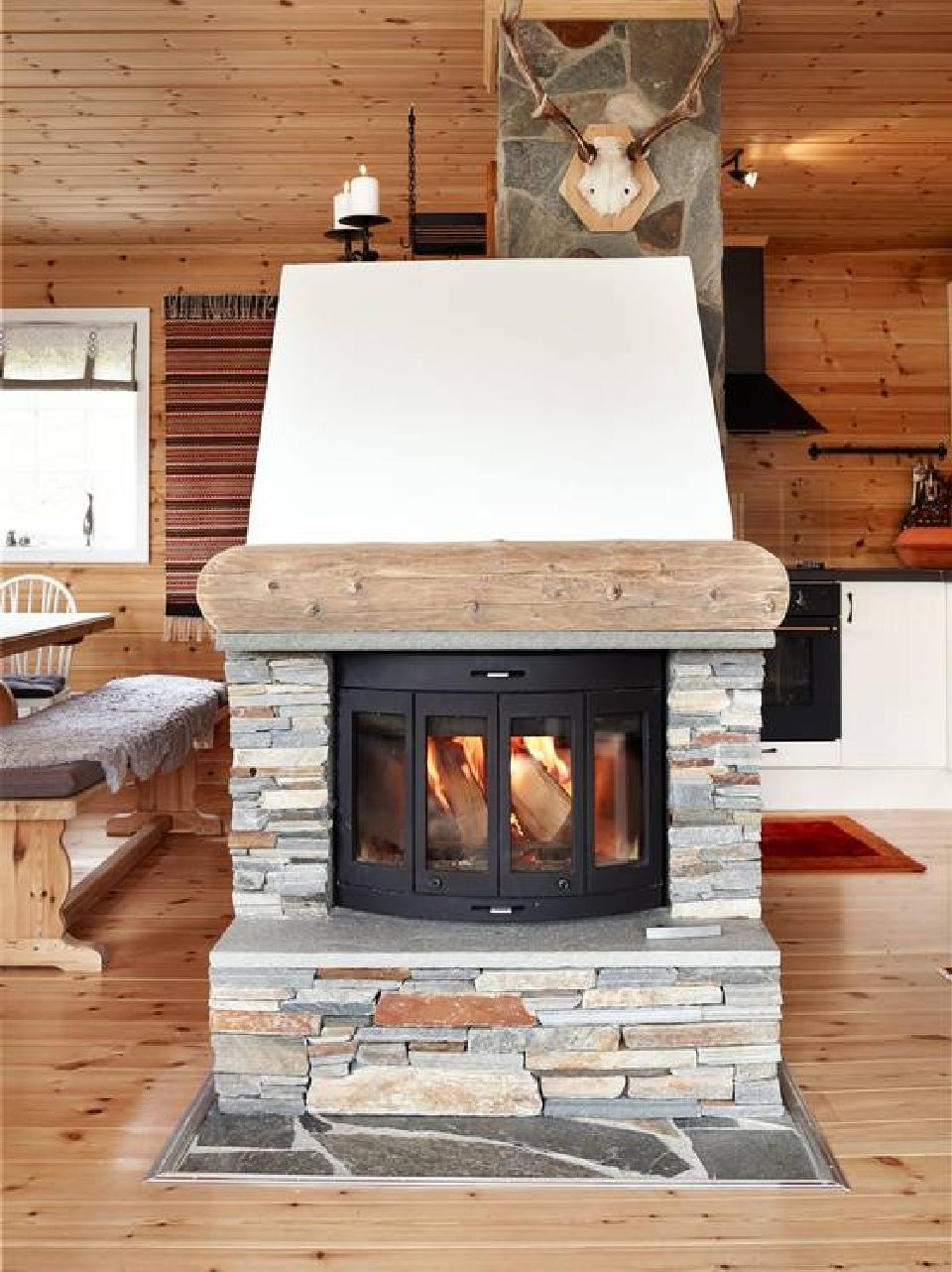 adelaparvu.com despre casa de vacanta din lemn de 63 mp, casa Norvegia Mannsberg Tyin, Foto Sveinung Brathen (4)