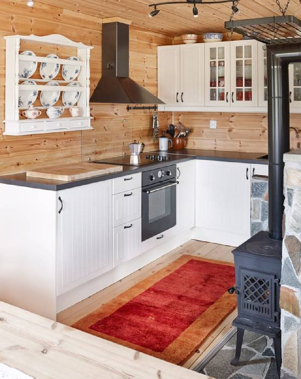 adelaparvu.com despre casa de vacanta din lemn de 63 mp, casa Norvegia Mannsberg Tyin, Foto Sveinung Brathen (6)