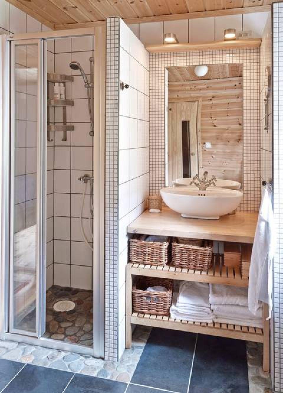 adelaparvu.com despre casa de vacanta din lemn de 63 mp, casa Norvegia Mannsberg Tyin, Foto Sveinung Brathen (7)