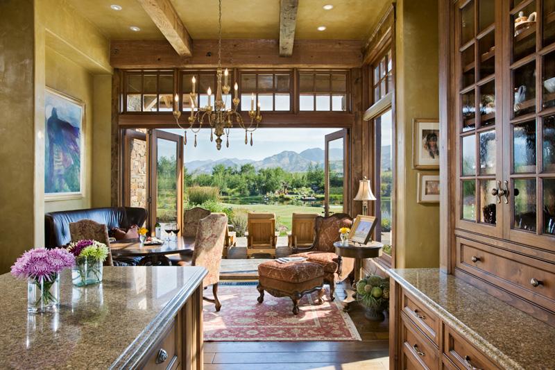 adelaparvu.com despre casa din lemn si piatra SUA, Bozeman, Montana, arhitectuta Locati Architects, Foto Roger Wade Studio (30)