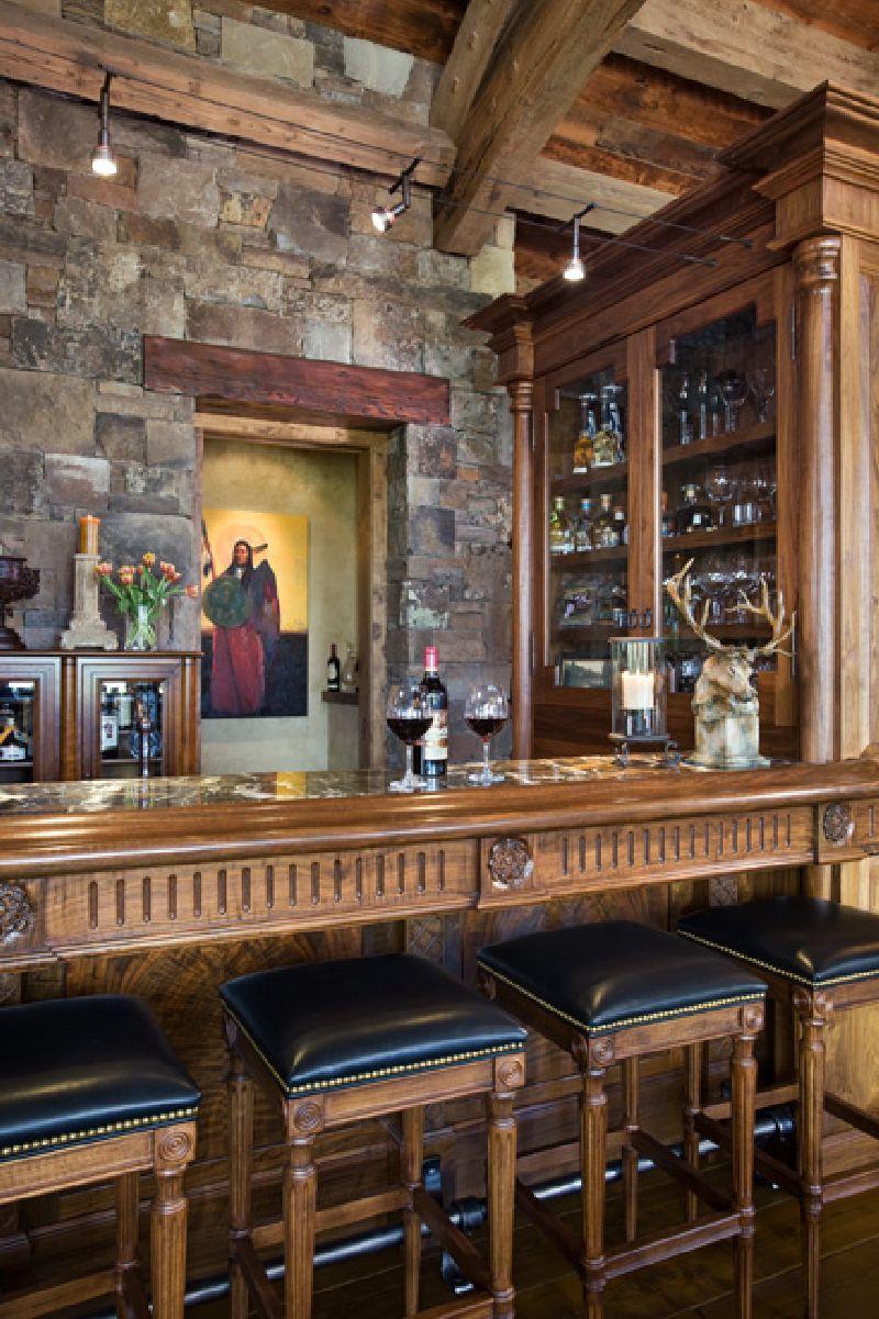 adelaparvu.com despre casa din lemn si piatra SUA, Bozeman, Montana, arhitectuta Locati Architects, Foto Roger Wade Studio (32)