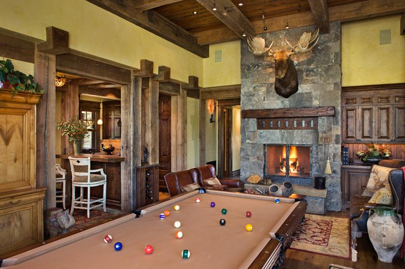 adelaparvu.com despre casa din lemn si piatra SUA, Bozeman, Montana, arhitectuta Locati Architects, Foto Roger Wade Studio (36)