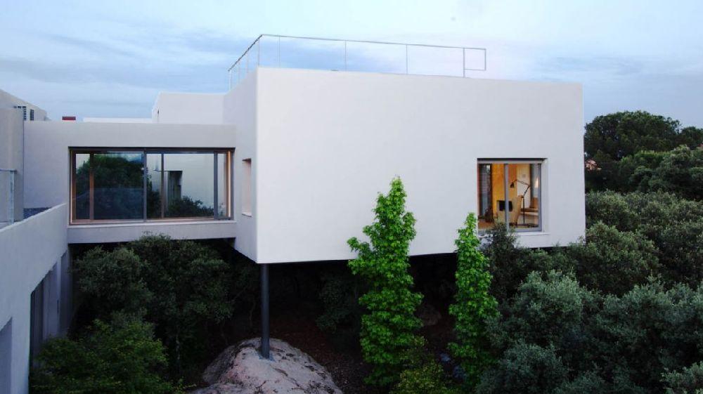 adelaparvu.com despre casa eco Spania, arhitectura Abaton, Foto Abaton (10)