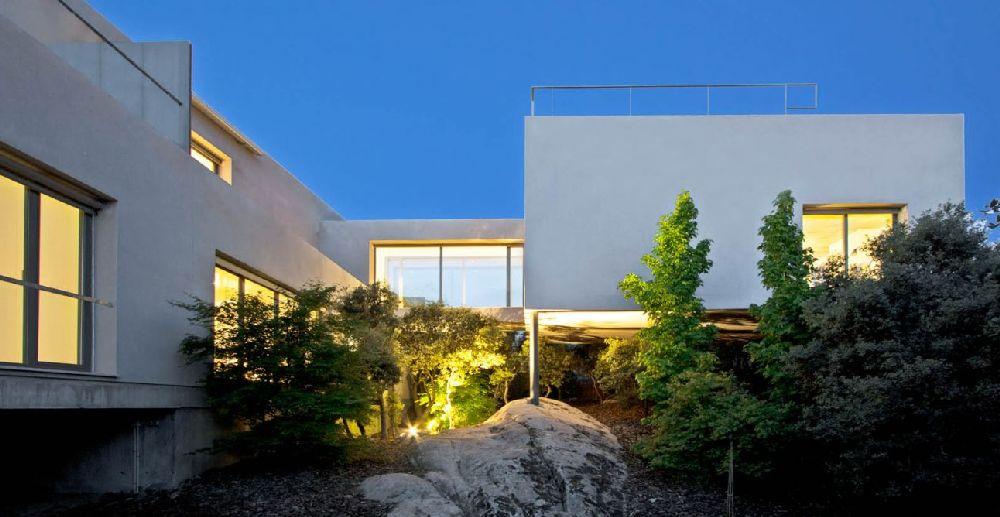 adelaparvu.com despre casa eco Spania, arhitectura Abaton, Foto Abaton (8)