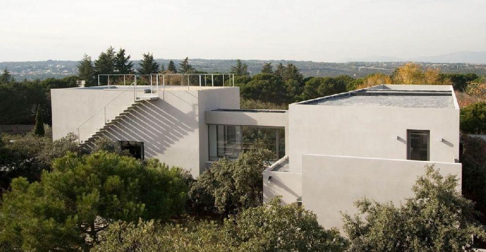adelaparvu.com despre casa eco Spania, arhitectura Abaton, Foto Abaton (9)