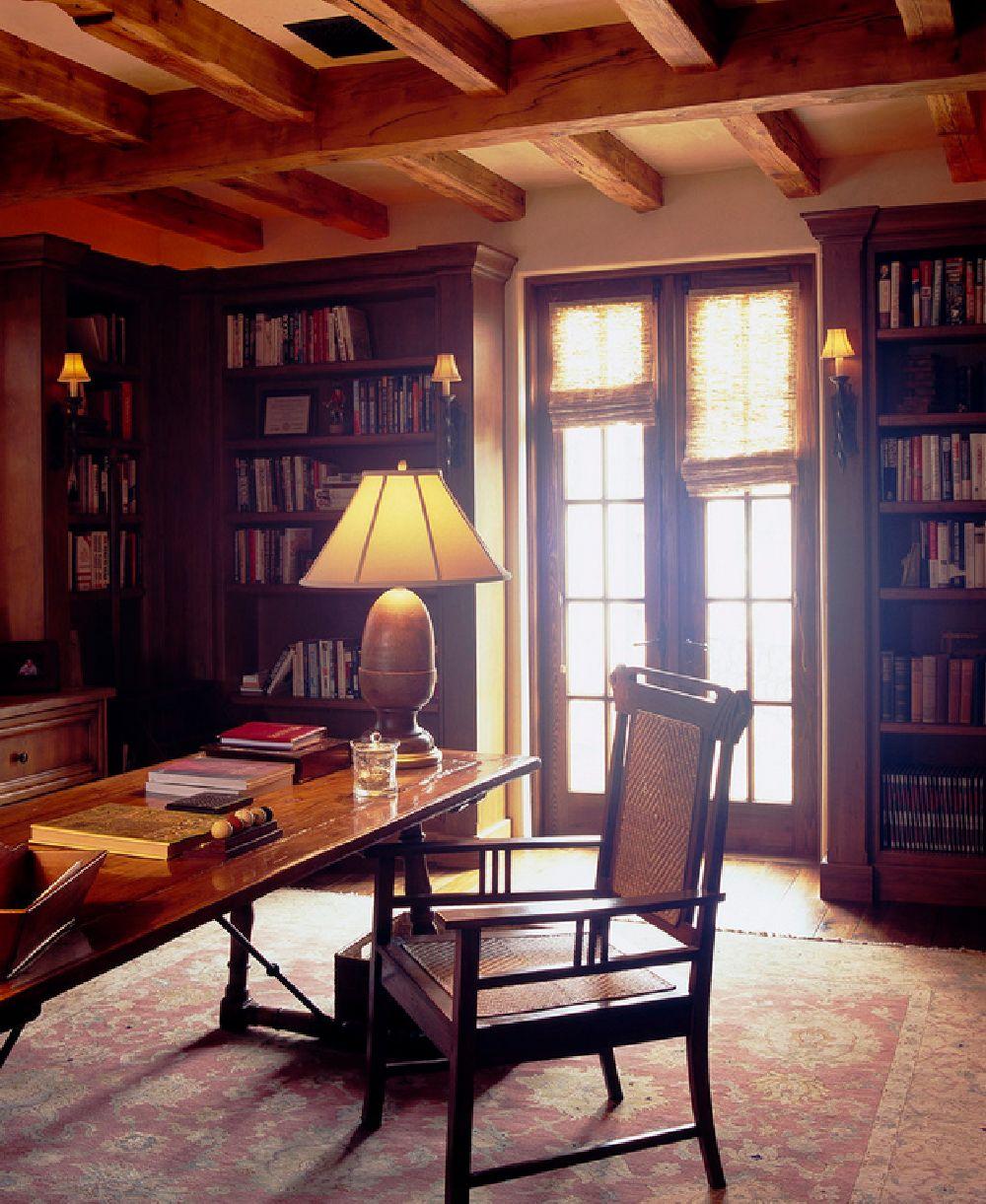 adelaparvu.com despre casa in stil mediteranean, arhitectura Ozar Architects, design interior Karen Rapp Interiors (14)