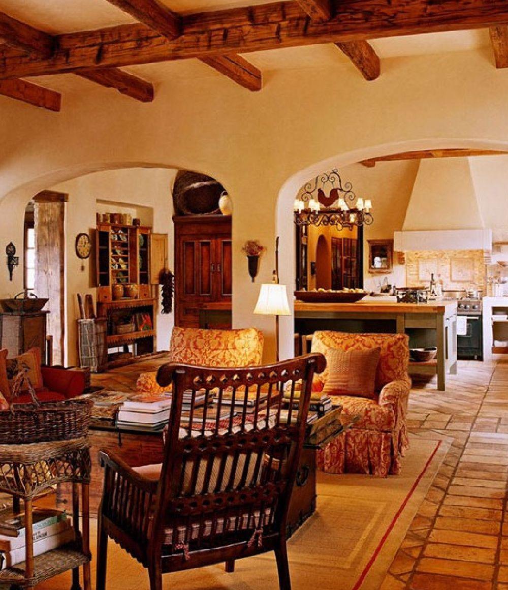 adelaparvu.com despre casa in stil mediteranean, arhitectura Ozar Architects, design interior Karen Rapp Interiors (15)