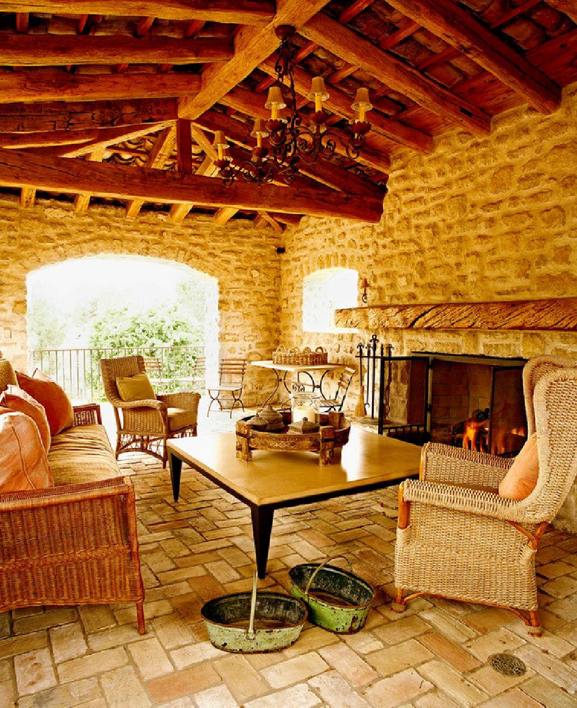 adelaparvu.com despre casa in stil mediteranean, arhitectura Ozar Architects, design interior Karen Rapp Interiors (6)