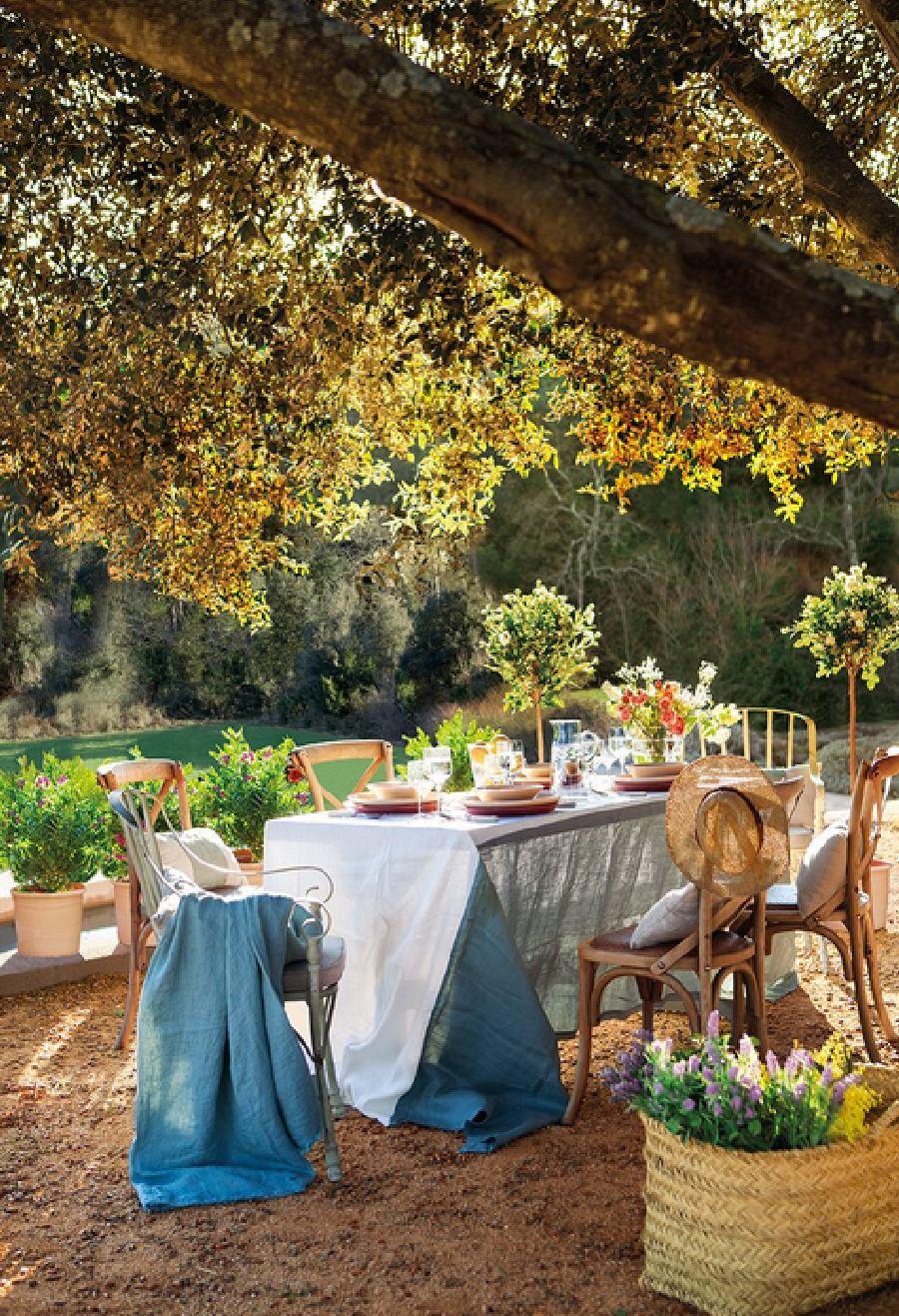 adelaparvu.com despre casa rustica cu interior in nuante naturale, designer Gaby Conde, Foto ElMueble (2)