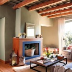 adelaparvu.com despre casa rustica cu interior in nuante naturale, designer Gaby Conde, Foto ElMueble (7)