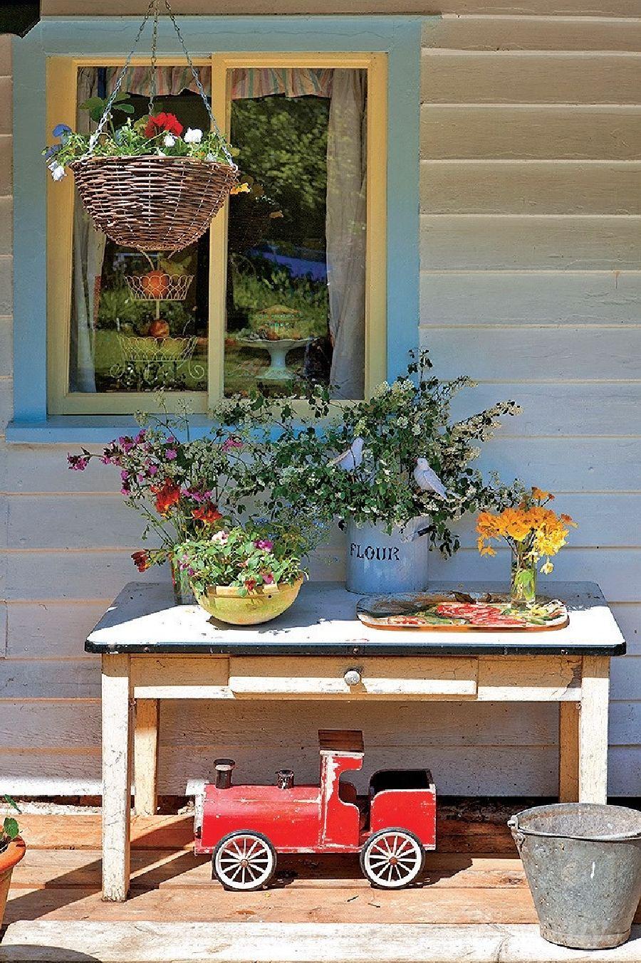adelaparvu.com despre casa rustica in Anglia, The Rosy Tea Company cottage (11)