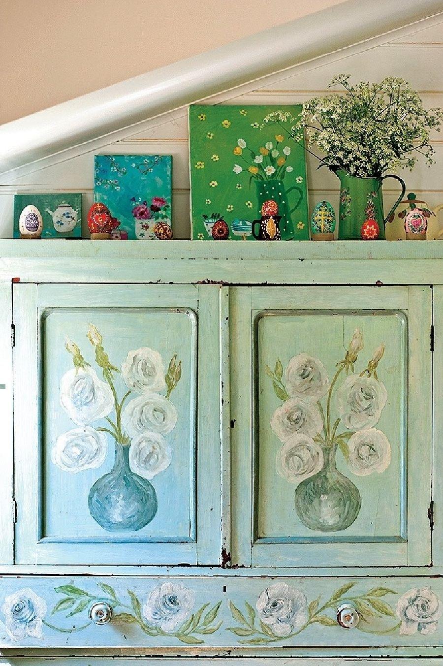 adelaparvu.com despre casa rustica in Anglia, The Rosy Tea Company cottage (12)