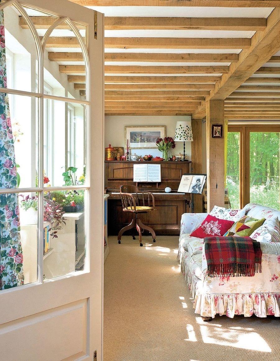 adelaparvu.com despre casa rustica in Anglia, The Rosy Tea Company cottage (15)