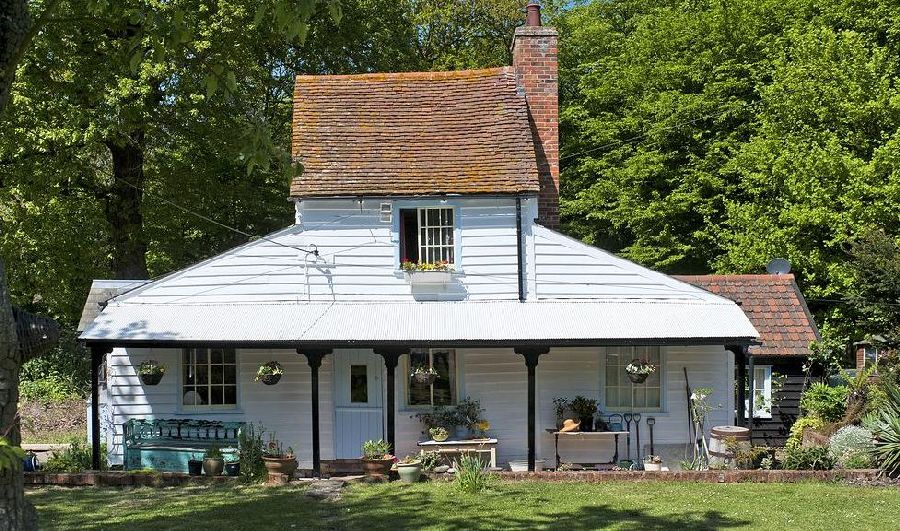 adelaparvu.com despre casa rustica in Anglia, The Rosy Tea Company cottage (19)