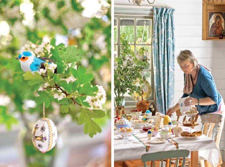 adelaparvu.com despre casa rustica in Anglia, The Rosy Tea Company cottage (20)