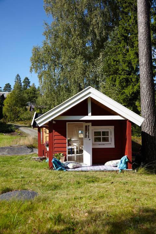 adelaparvu.com despre casuta de gradina pentru copii, Foto klikk.no, Per Erik Jaeger (3)