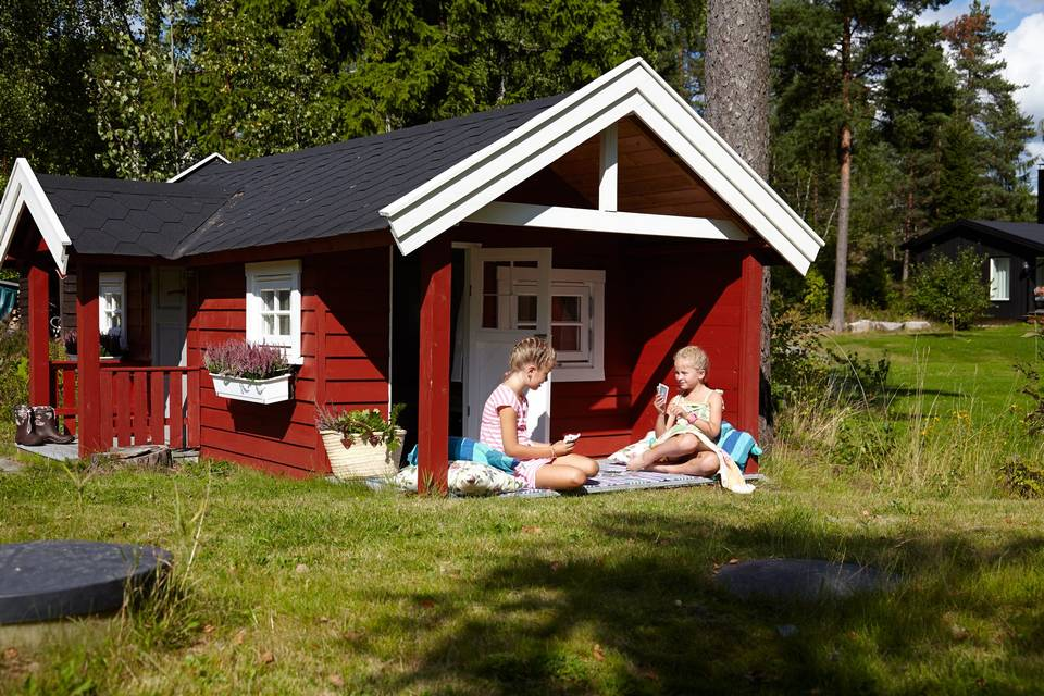 adelaparvu.com despre casuta de gradina pentru copii, Foto klikk.no, Per Erik Jaeger (5)