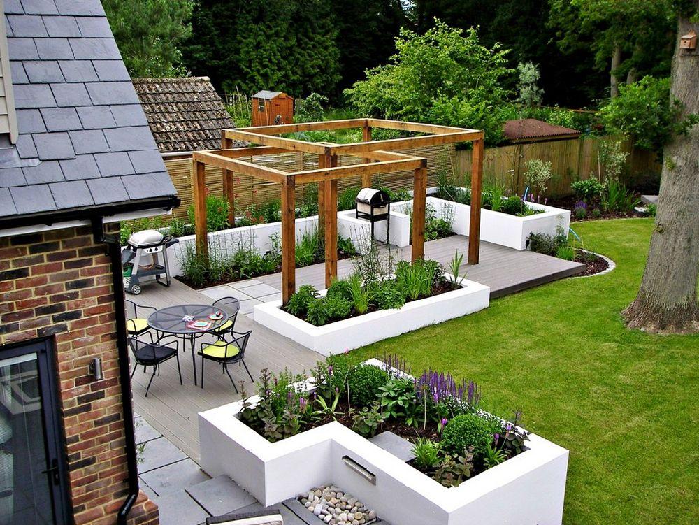 Salvia in gradina, Foto DesignScape UK Limited