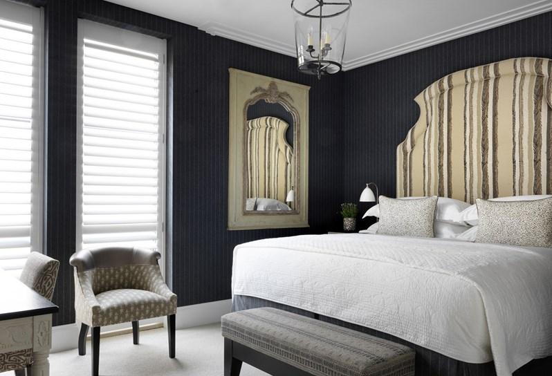 adelaparvu.com despre interioare in stil british colorat amenajate, Ham Yard Hotel, design interior Kit Kemp (12)