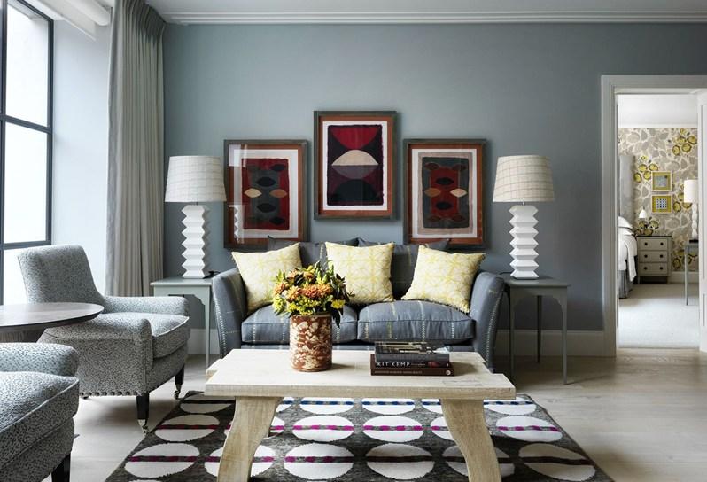 adelaparvu.com despre interioare in stil british colorat amenajate, Ham Yard Hotel, design interior Kit Kemp (19)