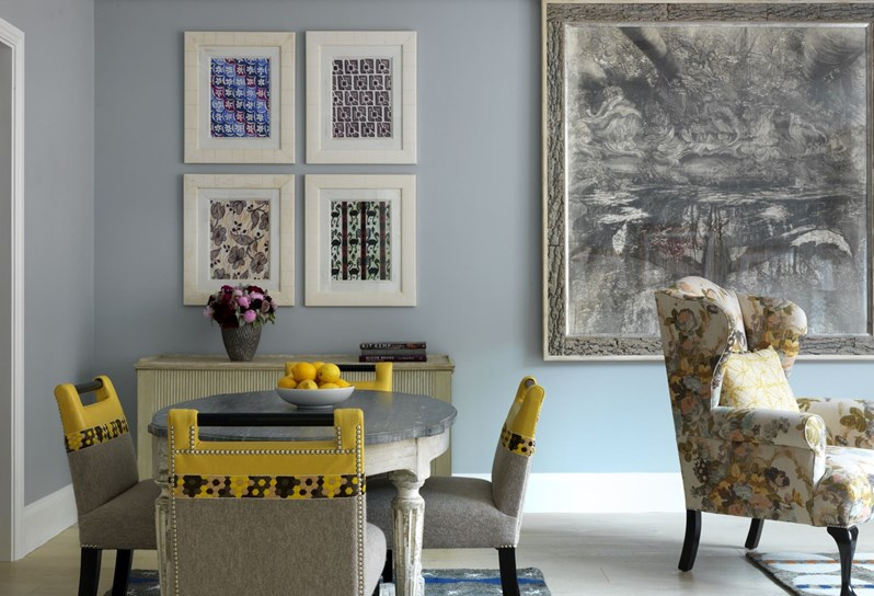 adelaparvu.com despre interioare in stil british colorat amenajate, Ham Yard Hotel, design interior Kit Kemp (21)