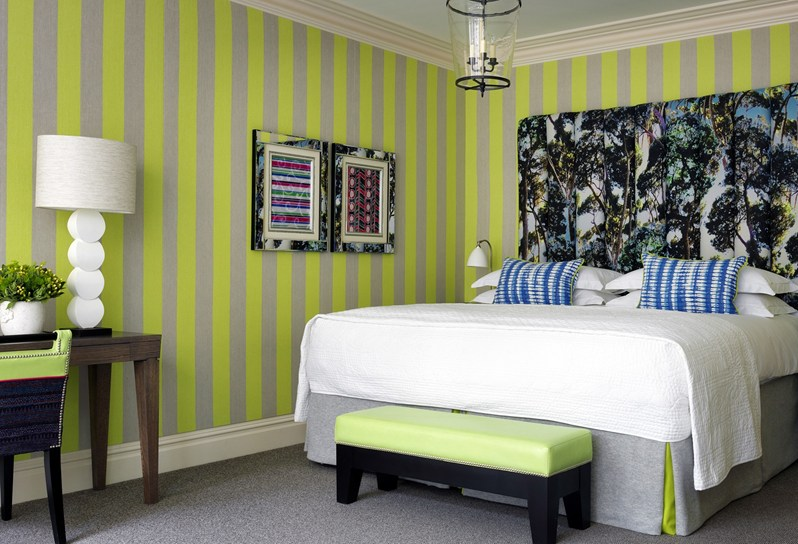 adelaparvu.com despre interioare in stil british colorat amenajate, Ham Yard Hotel, design interior Kit Kemp (25)