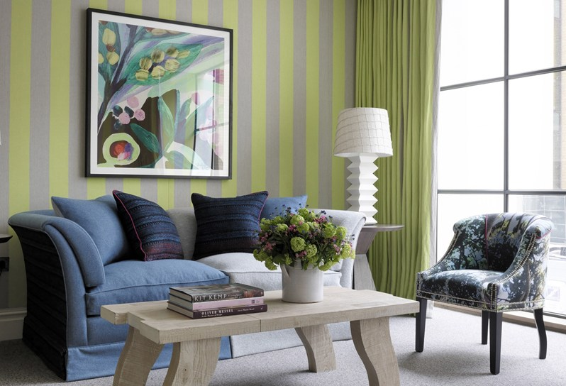 adelaparvu.com despre interioare in stil british colorat amenajate, Ham Yard Hotel, design interior Kit Kemp (27)