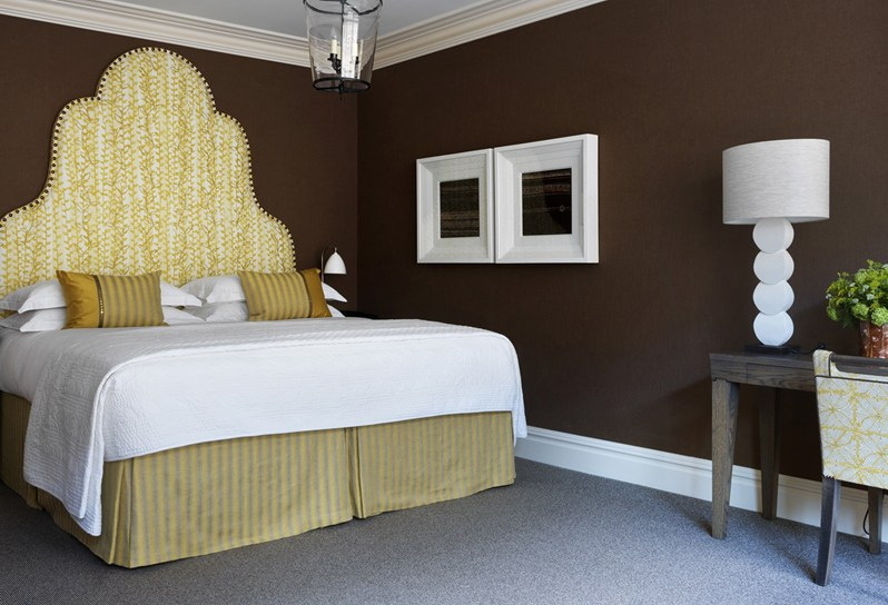 adelaparvu.com despre interioare in stil british colorat amenajate, Ham Yard Hotel, design interior Kit Kemp (30)